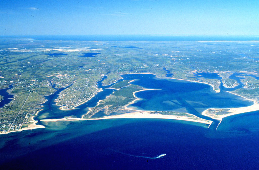 Waquoit Bay. Photo credit: NOAA
