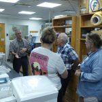 Dan McCorkle's lab tour